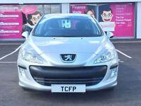 Peugeot 308 1.6 VTi ( 120bhp ) ** GOOD/BAD CREDIT CAR FINANCE *** FROM £20 P/WK