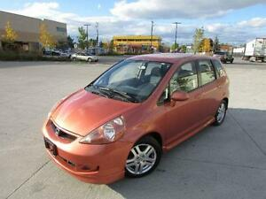 2007 HONDA FIT SPORT *AUTOMATIC,LOADED,GAS SAVER!!!*