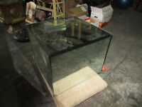 Mirrored Side/Coffee Table