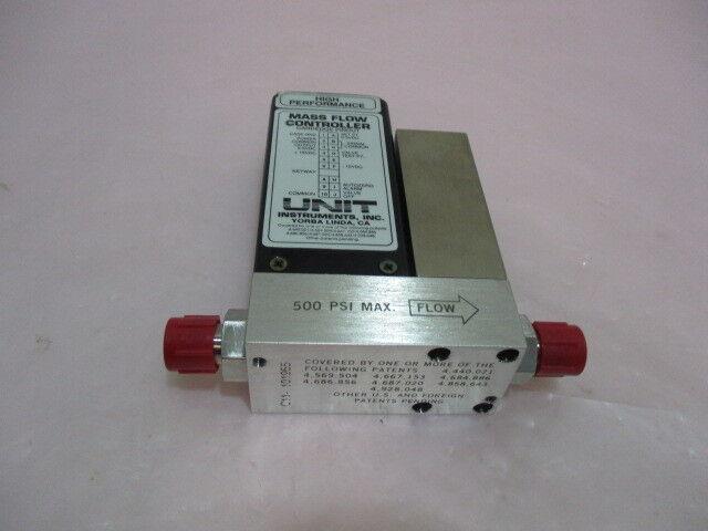 Unit Instruments UFC-100A MFC, Mass Flow Controller, N2, 5 SLM. 418731