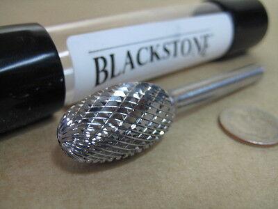 New Usa Blackstone 58 Carbide Burr Aluminum Rotary Cutting Milling Bur Tool Bit