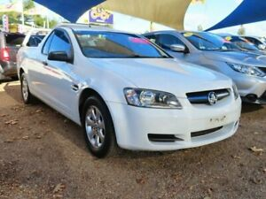 2008 Holden Ute VE Omega White 4 Speed Automatic Utility Minchinbury Blacktown Area Preview