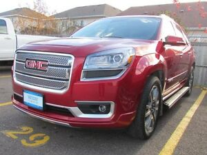 2014 GMC Acadia Denali $344 bi-weekly over 72 months