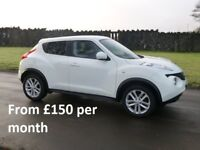 2013 NISSAN JUKE 1.5 DCI ACENTA PREMIUM OUTSTANDING CONDITION THROUGHOUT