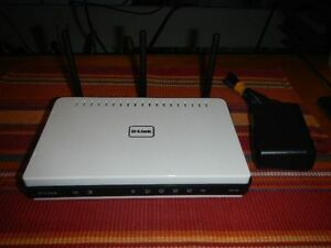 routeur Wifi Wireless D-Link DIR-655