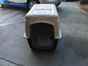 portable dog kennel like new