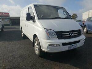 2016 LDV V80 K1 SWB Low White 6 Speed Automated Manual Van Delacombe Ballarat City Preview