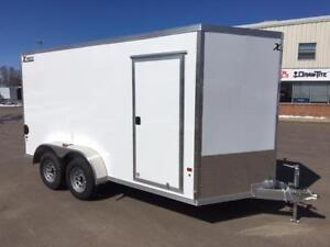 NEW 2018 XPRESS 7' x 14' ALUMINUM CARGO TRAILER