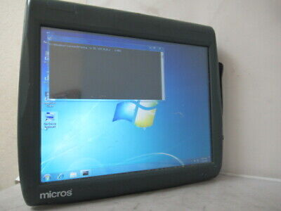 Micros Workstation 5a Ws5a Pos Terminal 15 Touch Screen 2024z