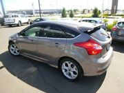 2013 Ford Focus LW MKII Sport PwrShift Lunar Sky 6 Speed Sports Automatic Dual Clutch Hatchback Strathmore Heights Moonee Valley Preview