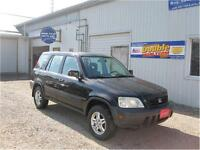 2000 Honda CR-V EX, MUST SEE, 1 OWNER , 4 WHEEL DRIVE, LOW KM!!!