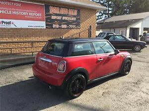 2008 MINI Cooper Hardtop ***ONLY 137 KMS***LEATHER***PANO ROOF** London Ontario image 2