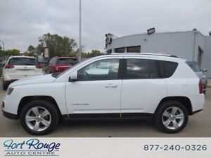 2015 Jeep Compass 4WD 4dr North