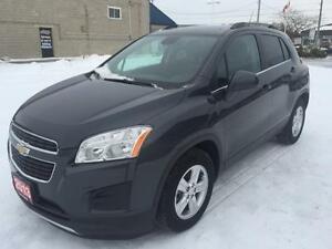 2013 Chevrolet Trax LT $13995 just 36595 kms