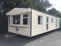 2007 Cosalt Baysdale 35 X 12, Oil heating,Free delivery.