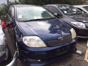 Toyota Corolla******2011 SPARE PARTS Fairfield East Fairfield Area Preview