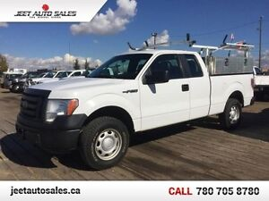 2012 Ford F-150 4X4 5.0L 6.6Ft BOX/TOOL BOXES GAS Edmonton Edmonton Area image 1