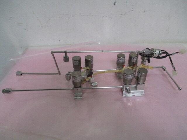 LAM Valve Manifold Assembly, 3 Aptech AP3550S 4PWN TW4 TW4 TW4 MV4 Valve, 423436