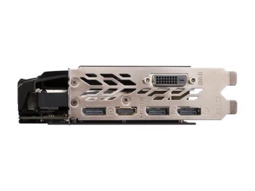 Купить MSI GeForce GTX 1080 DirectX 12 GTX 1080 DUKE 8G OC 8GB 256-Bit GDDR5X PCI Expre