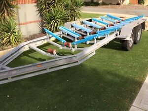 Boat transport and trailer hire Ardross Melville Area Preview