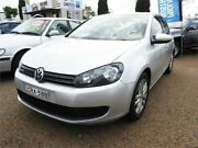 2010 Volkswagen Golf VI MY11 118TSI DSG Comfortline Silver 7 Speed Sports Automatic Dual Clutch Minchinbury Blacktown Area Preview