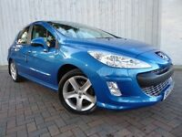 Peugeot 308 1.6 HDi 110 Sport ....Sporty Looks with Diesel Economy, 70+ MPG, Long MOT, Warranty