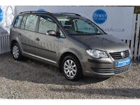 VOLKSWAGEN TOURAN Can't get car finance? Bad credit, unemployed? We ca help!