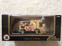 1999-2000 NHL Collectible Die Cast Zamboni Bank