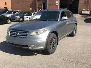 2004 INFINITI FX35 *LEATHER,SUNROOF,SHIPPING SPECIAL!!!*