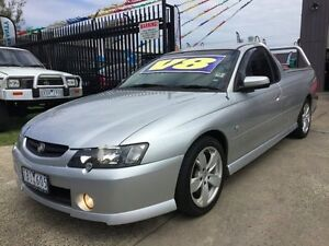 2004 Holden Commodore VY II SS 4 Speed Automatic Utility Brooklyn Brimbank Area Preview
