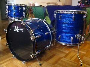 Rogers drums