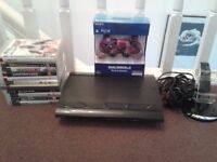ps3 superslim console and games bundle