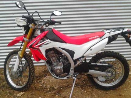 2013 Honda CRF250