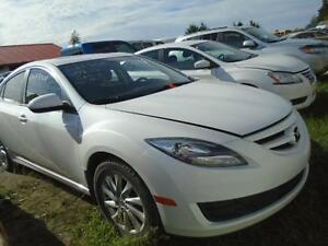 2011 Mazda 6 - Certified and E-tested