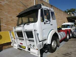 MERCEDES BENZ PRIME MOVER Carlton Kogarah Area Preview