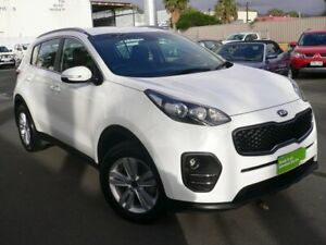 2017 Kia Sportage QL MY17 Si 2WD Clear White 6 Speed Sports Automatic Wagon Melrose Park Mitcham Area Preview