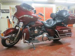 Harley Davidson Touring Motorcycle