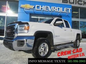 2015 GMC SIERRA 2500 HD DOUBLE CAB SLE