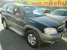 2006 Mazda Tribute MY06 V6 Black 4 Speed Automatic Wagon Coopers Plains Brisbane South West Preview