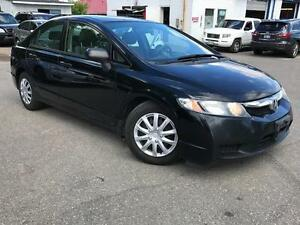 2009 Honda Civic Sdn DX-G, ONE OWNER ,CLEAN CAR PROOF,