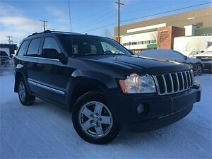 2005 Jeep Grand Cherokee Limited HEMI = 151K = DVD = LEATHER