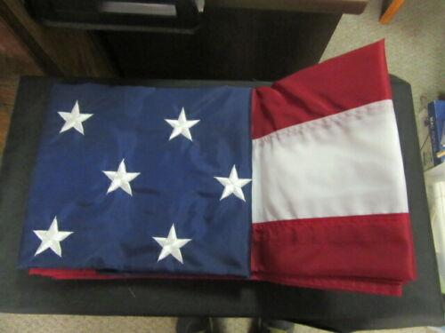 United States Flag,  50 by 72, Nylon,      eb20