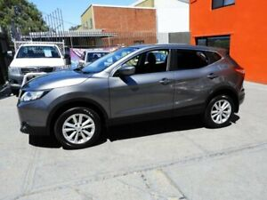 2016 Nissan Qashqai J11 ST Wagon 5dr CVT 1sp 2.0i Grey Constant Variable Wagon