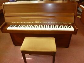 Upright Piano Hohner (FREE Local Delivery Within10 Mile TN12 Kent) Tuned to Concert Pitch 440