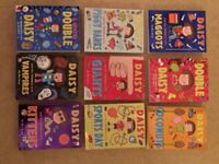 Daisy Books - 9 titles - VGC