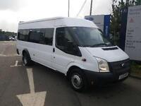 Ford TRANSIT 135 T430 RWD MR 17 SEATS