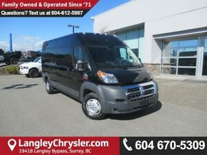 2018 RAM ProMaster 2500 High Roof <B>*5.0 TOUCHSCREEN MEDIA*B...