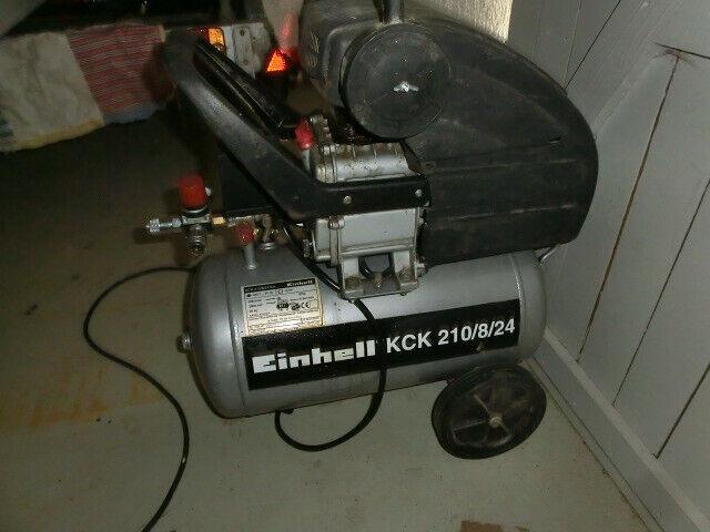 Kompressor Einhell Druckluft-Kompressor KCK 210/08/24