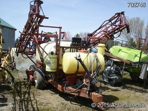 Hardi Sprayer