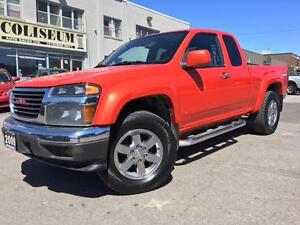 2009 GMC Canyon SLE 4X4 OFF ROAD PKG. **NEW TIRES**